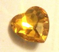 Easyswitch Yellow Heart Stone